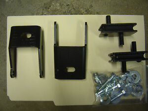 Conversion Motor Mounts Small Block 318 To Big Block 383 440 Mopar A Body Dodge