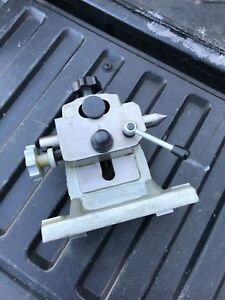 Phase Ii 2 Adjustable Tailstock 240 003 For 5c Collet Indexer 225 205 Hv 4n