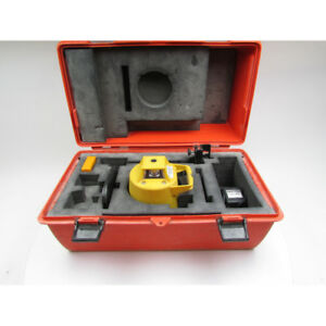 David White Ael 2125 Automatic Self Leveling Visible Laser