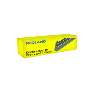 Dental X ray Film Platinum D Speed Size 0 Periapical Redland fda