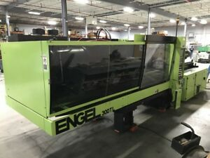 Engel Es1800 300tl 300 Ton 33 7oz Injection Molding Machine 10301