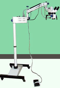 Operating Microscope Continuous Zoom 5x To 25x