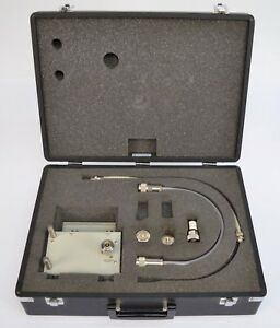 Hp Agilent 41951a Rf Impedance Test Kit W Accessories 41951 61001