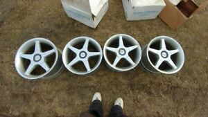 Rare Oz Monte Carlo Wheels Volk Ssr Jdm Te37 Sp1 Work