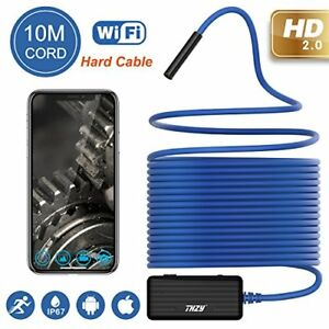 Wireless Endoscope Thzy 1200p Hd 10m Wifi Borescope Inspection Camera 2 0 Snake
