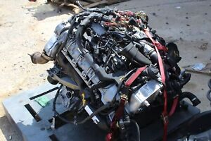 Engine Assembly Bmw X6 08 09 10 11 12 13 14