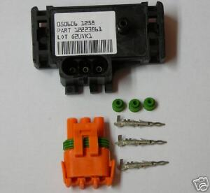 3 Bar Map Sensor Kit Gm Style Sensor And Plug Included Xenocron