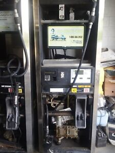 5 Used Wayne Fuel Dispensers