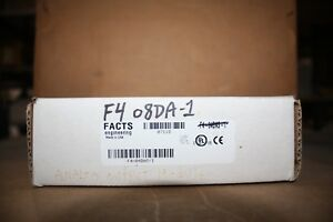 Automation Direct Plc Direct F4 08da 1 8 channel Analog Output Module New In Box