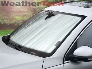 Weathertech Techshade Windshield Sun Shade For Ford Ecosport 2018 Front