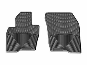 Weathertech All Weather Floor Mats For Ford Edge 2015 2019 1st Row Black