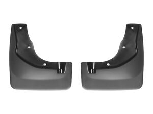 Weathertech No drill Mudflaps For Ford Escape 2013 2019 Front Pair