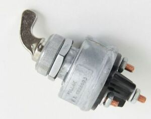 Lever Ignition Switch Tractor Gas Engine Leyland Long Macdon Mahindra Ihc 608