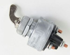 Lever Ignition Switch Tractor Gas Engine John Deere Peerless David Brown 608