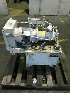 Hydraulic Power Unit Vickers Pvq10