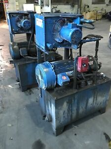 15hp Hydraulic Power Units