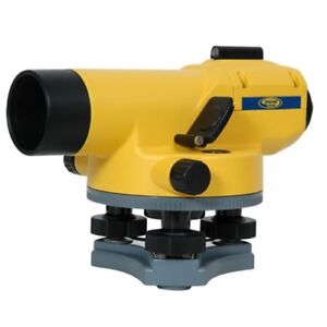Spectra Precision Laser Al24m 2 24x Magnetically Dampened Automatic Level