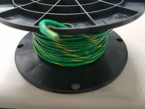 12 Gauge Thhn Wire 2 X 110 Feet Ea Thwn 2 Copper Stranded Green yellow Ground