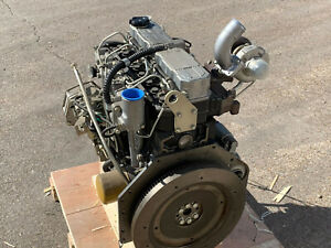 Cat 3044c Turbo Brand New Engine For Skid Steer 1 Year Warranty For 246 C b
