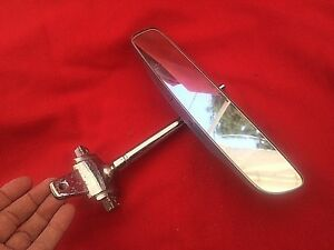 1961 62 63 Chrysler Imperial Interior Rear View Mirror Day night