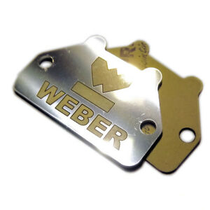 Stainless Cold Start Choke Cover Weber 36 40 42 45 Dcoe 40 44 48 Idf Dcnf Empi