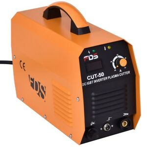 Plasma Cutter Cut 50 Electric Dc Inverter Air Cutting Machine 220v 60hz Us
