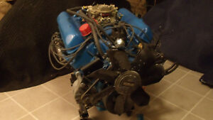 Ford 390 Rebuilt Engine