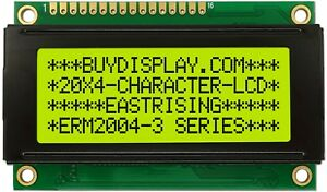 Small Size 5v 20x4 Character Lcd Module Display W tutorial hd44780 Controller