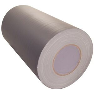 Silver Duct Tape 12 X 60 Yard