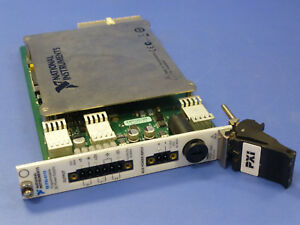 National Instruments Pxi 4110 Ni Programmable Power Supply