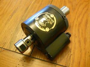 Kennametal Tapmatic Ncr 1a Ss100rv1478 Excellent Condition U s a