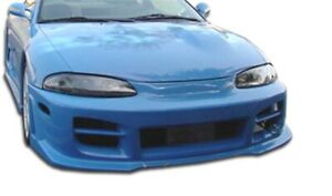 Duraflex R34 Front Bumper Cover For 1995 1999 Mitsubishi Eclipse Talon