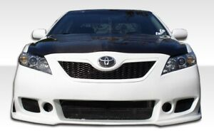 Duraflex B 2 Front Bumper Cover 1 Piece For 2007 2009 Camry