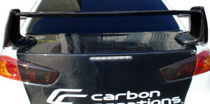 Carbon Creations Gt Concept Wing Spoiler For 08 15 Mitsubishi Lancer Evo 10