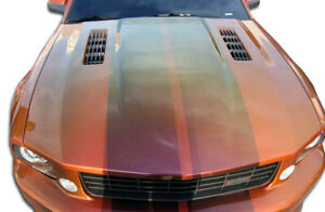 Duraflex Colt Hood 1 Piece For 2005 2009 Ford Mustang