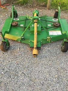 Frontier 72 Finish Mower Rear Discharge