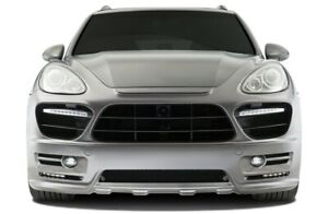 Af 2 Front Bumper Cover Gfk 1 Piece For 2011 2014 Cayenne