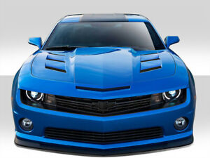 Duraflex Ts 1 Hood 1 Piece For 2010 2015 Chevrolet Camaro