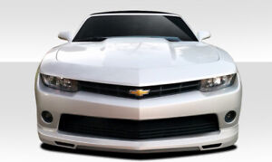 Duraflex Racer Front Lip Under Air Dam Spoiler For 2014 2015 Camaro V6