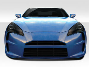 Duraflex Vg r Front Bumper Cover For 2010 2012 Hyundai Coupe 2dr