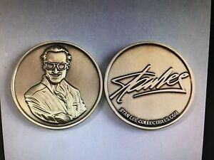 Stan Lee Collectible Challenger Coin SDCC 2017 Exclusive