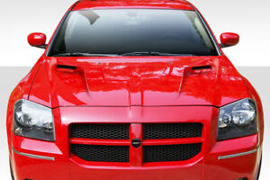 Duraflex Challenger Look Hood 1 Piece For 2005 2007 Dodge Magnum