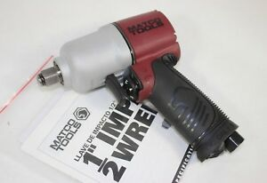 New Matco Tools Mt2250 1 2 Drive Compact Impact Wrench Free Shipping