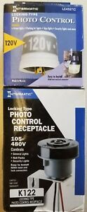 Intermatic Locking Type Photo Control And Photo Control Receptacle