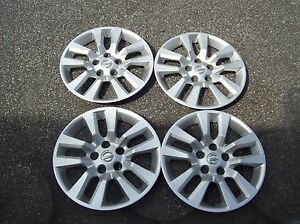 Oem Nissan Altima Hubcaps Wheel Covers 2013 2014 16 Set Of 4 Caps 53088 1