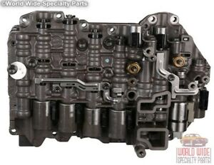 Volkswagen 09g Tf60sn Valve Body W remote Cooler Small Solenoids 07 04 up