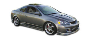 Duraflex I Spec Side Skirts Rocker Panels 2 Piece For 2002 2006 Acura Rsx