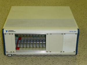 National Instruments Ni Pxi 1044 Chassis 14 slot Pxi Mainframe