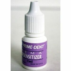 New Dental Hema Dentin Tooth Desensitizer 7ml Bottle Prime dent