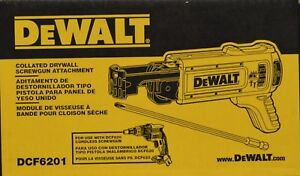 Dewalt Screwdriver Collated Magazine Attachment Dcf6201 In Retail Box For Dcf620
